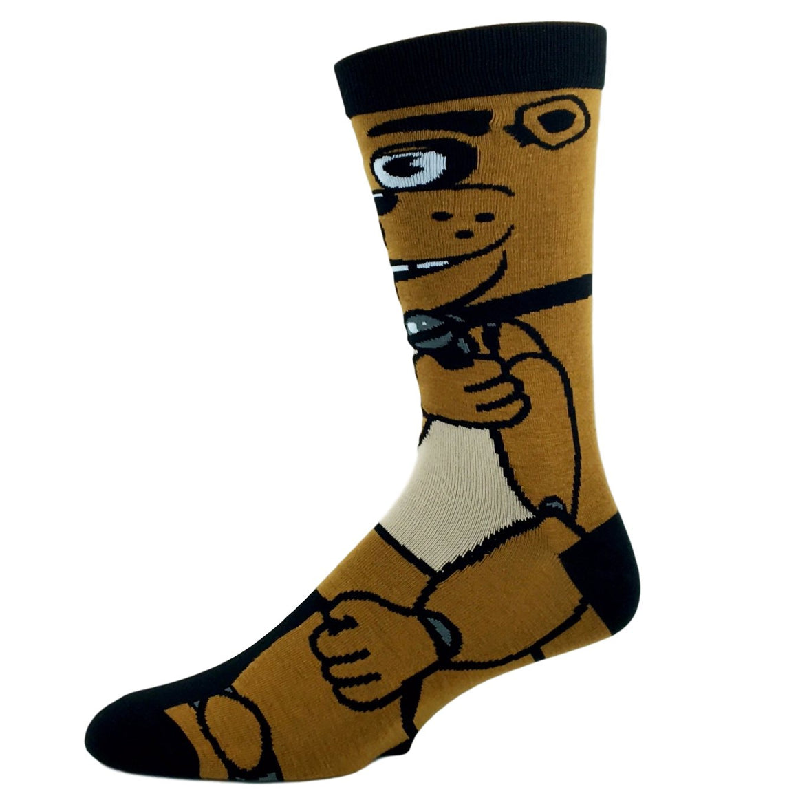 Five Nights at Freddy's 360 Socks - The Sock Spot