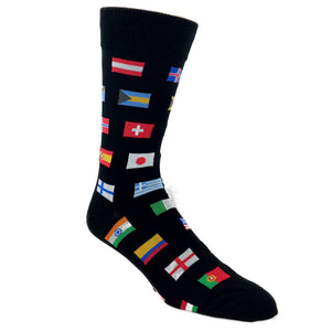 Flags of the World Socks by SockSmith - The Sock Spot