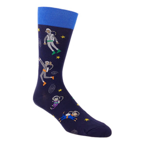 Floating in Space Socks by Foot Traffic - The Sock Spot