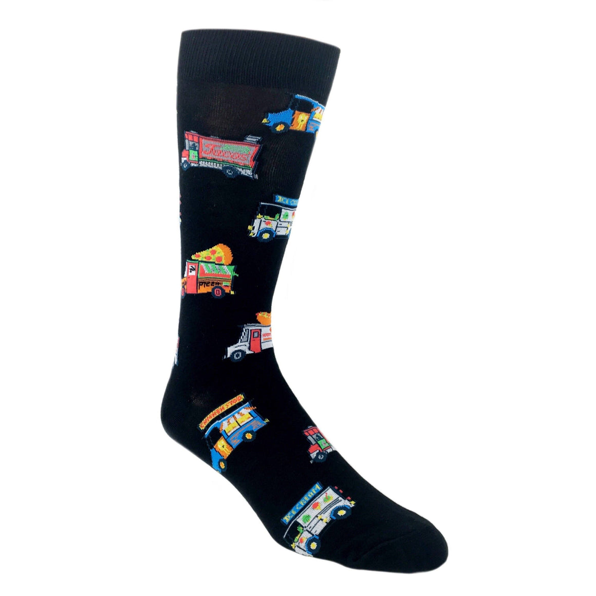 Food Truck Socks by K.Bell - The Sock Spot
