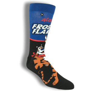 Frosted Flakes Socks by Odd Sox - The Sock Spot