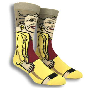 Golden Girls Blanch 360 Socks - The Sock Spot