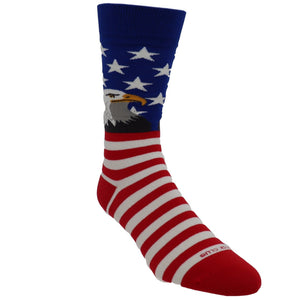 Socks - Grand Ole Flag Socks By Funatic