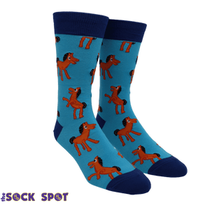 Gumby: Pokey Socks by SockSmith - The Sock Spot