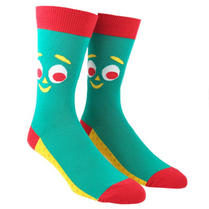Gumby the Pal for You Socks by SockSmith - The Sock Spot