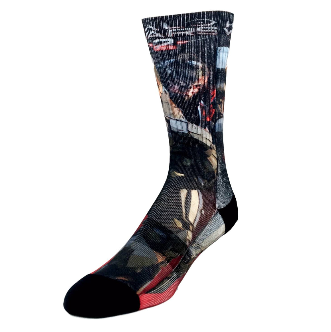 Halo Wars 2 Printed Socks - The Sock Spot