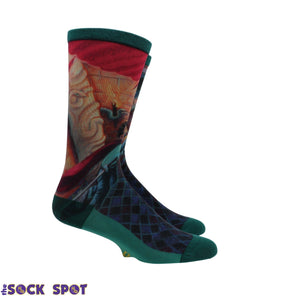 Harry Potter and the Chamber of Secrets Socks - Large by Out Of Print - The Sock Spot