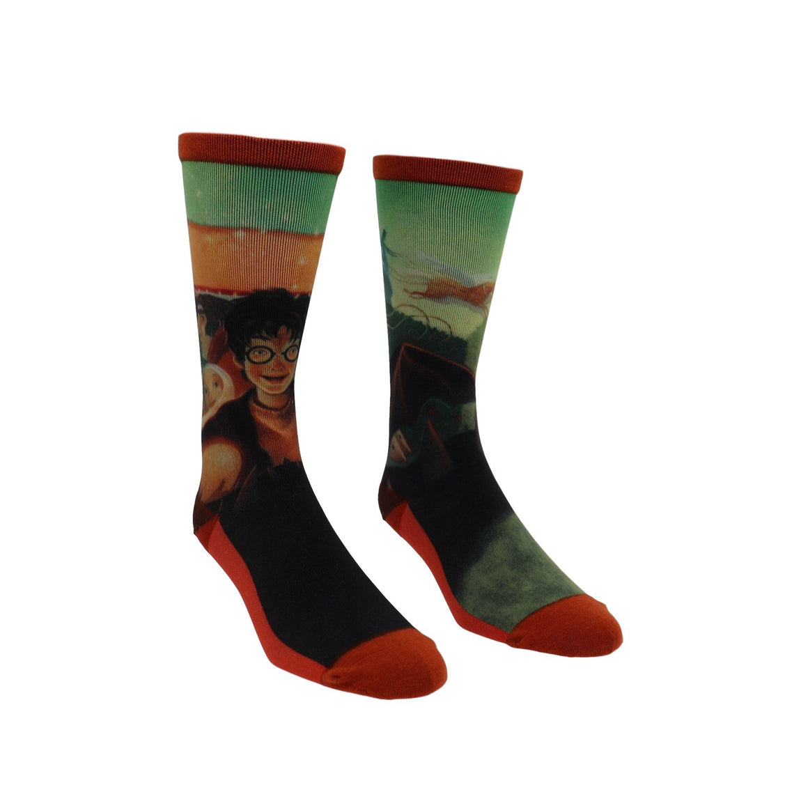 Harry Potter and the Goblet of Fire Socks - Large by Out Of Print - The Sock Spot