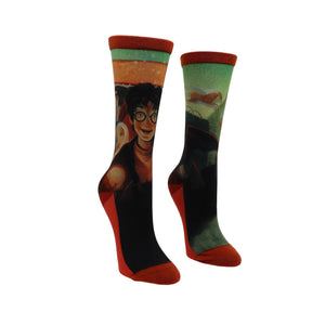 Harry Potter and the Goblet of Fire Socks - Small by Out of Print - The Sock Spot