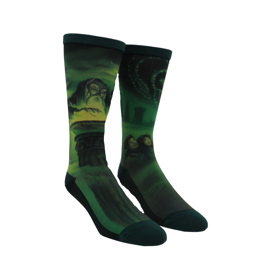 Harry Potter and the Half Blood Prince Socks - Large by Out Of Print - The Sock Spot