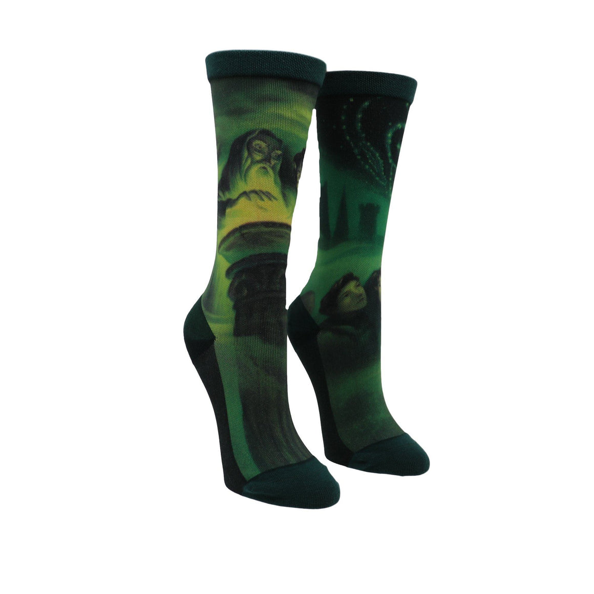 Harry Potter and the Half Blood Prince Socks - Small by Out of Print - The Sock Spot