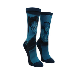 Harry Potter and the Order of the Phoenix Socks - Small by Out of Print - The Sock Spot