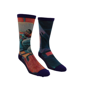 Harry Potter and the Prisoner of Azkaban Socks - Large by Out Of Print - The Sock Spot