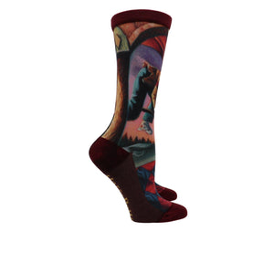 Harry Potter and the Sorcerer's Stone Socks - Small by Out of Print - The Sock Spot