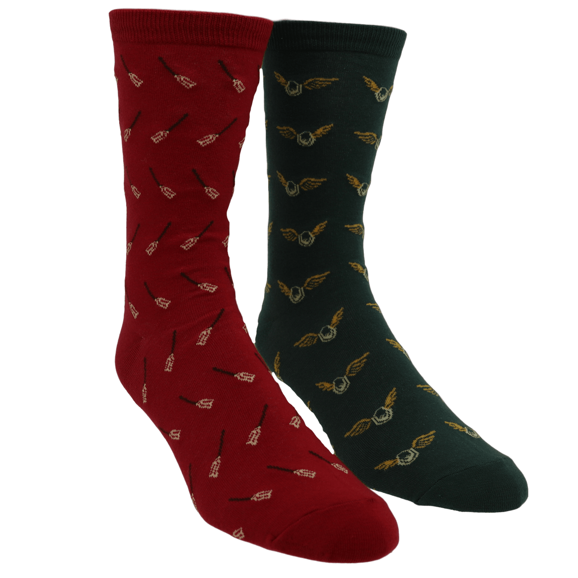 Harry Potter Dobby Christmas Socks - Large by Out Of Print - The Sock Spot