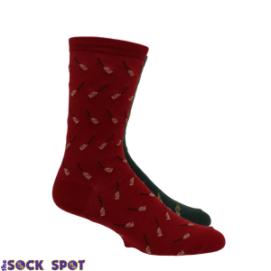 Socks - Harry Potter Dobby Christmas Socks - Large By Out Of Print