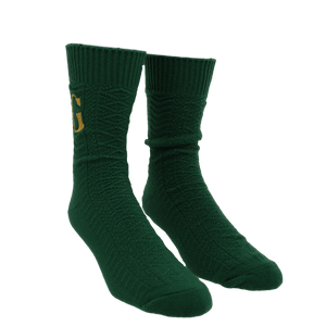 Harry Potter Fred & George Weasley Sweater Socks - Large by Out Of Print - The Sock Spot