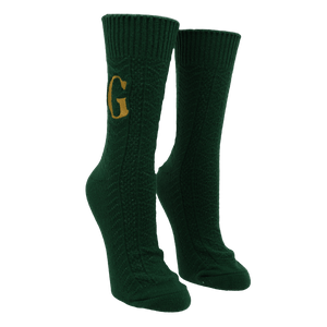 Harry Potter Fred & George Weasley Sweater Socks - Small by Out of Print - The Sock Spot