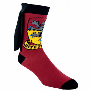 Harry Potter Gryffindor 3D Caped Socks
