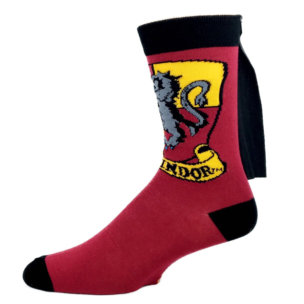 Socks - Harry Potter Gryffindor 3D Caped Socks