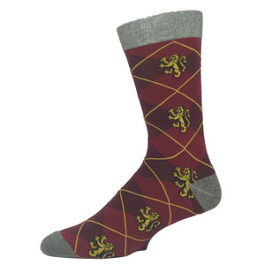 Gryffindor Harry Potter Dress Socks - The Sock Spot
