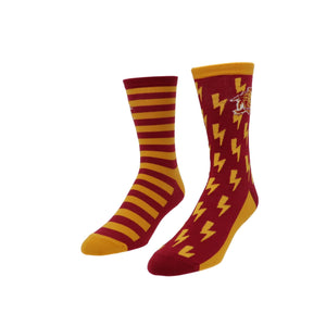 Harry Potter Gryffindor Socks - Large by Out Of Print - The Sock Spot