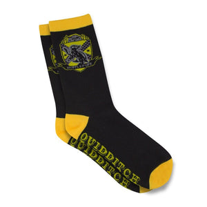 Hogwarts Quidditch 3 Pair Harry Potter Sock Pack by Cinereplicas - The Sock Spot
