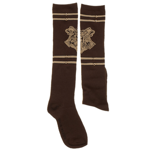 Hogwarts Trunk Harry Potter Knee High Socks - The Sock Spot