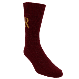 Harry Potter Ron Weasley Sweater Socks - Large by Out Of Print - The Sock Spot