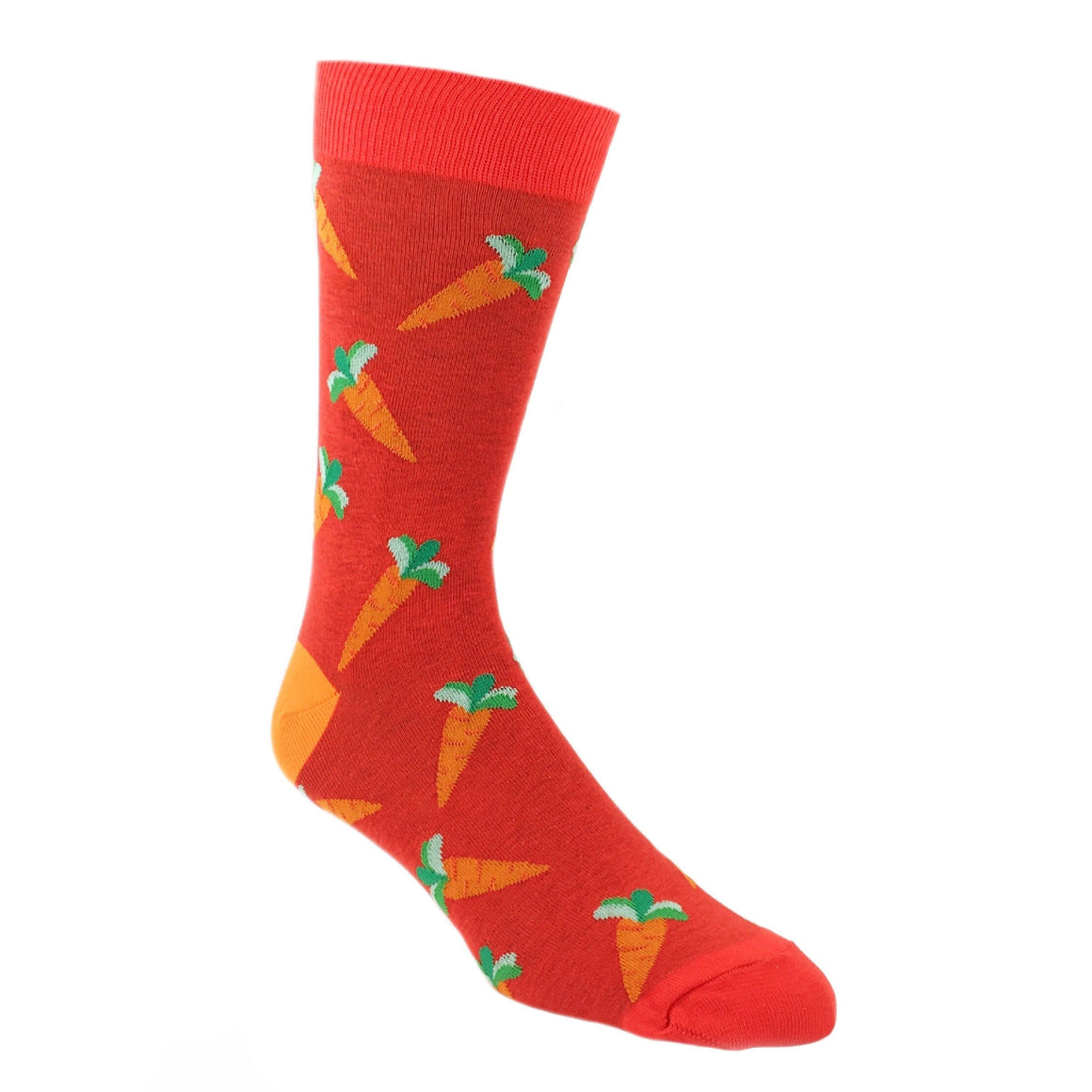 Healthy Carrots Socks by Good Luck Sock - The Sock Spot