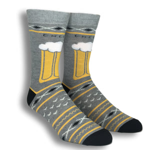 Holiday Beer Socks - The Sock Spot