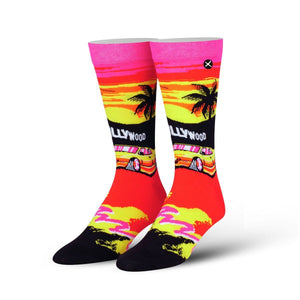 Hollywood Hills Socks by Odd Sox - The Sock Spot