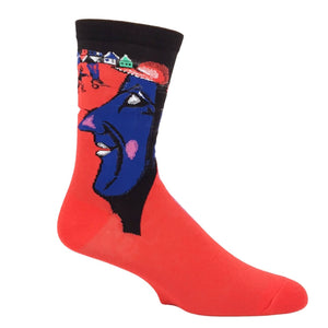 I and the Village Art Socks - The Sock Spot