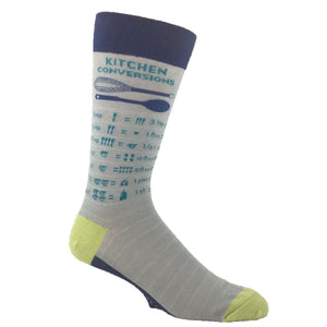 Socks - Kitchen Measurement Conversion Socks