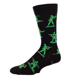 Socks - Little Green Army Men Socks