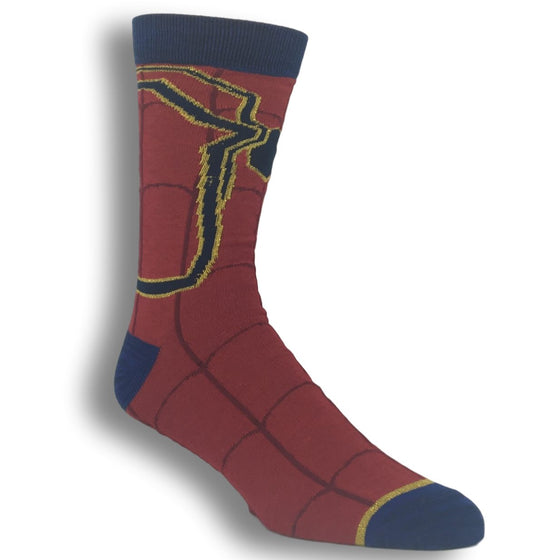 Socks - Marvel Avengers Infinity War Iron Spider-Man Socks