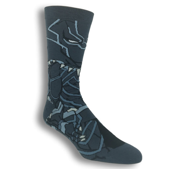 Socks - Marvel Infinity War Black Panther 360 Socks