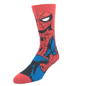 Marvel Spider-Man 360 Superhero Socks - The Sock Spot