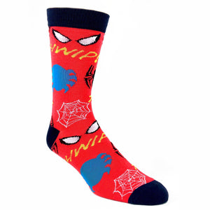 Socks - Marvel Spider-Man All Over Socks