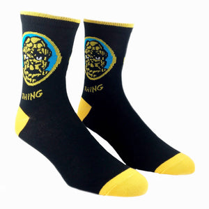 Marvel Thing Feature Superhero Socks - The Sock Spot