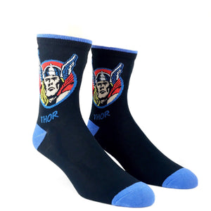 Socks - Marvel Thor Feature Socks
