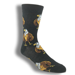Mighty Eagle Socks by Good Luck Sock - The Sock Spot