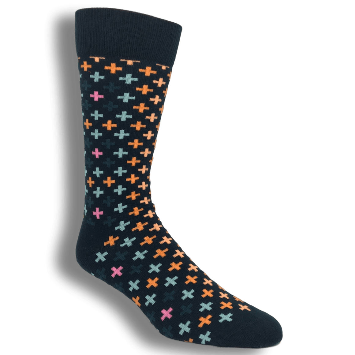 Multi Colored Plus Socks by Happy Socks - The Sock Spot