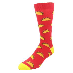 Socks - Munchin' On A Taco Socks