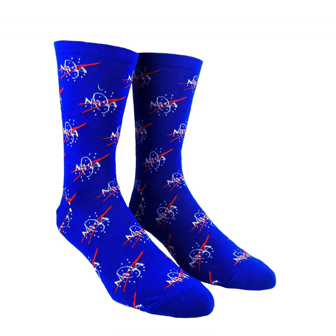 Socks - NASA Logo Repeat Socks