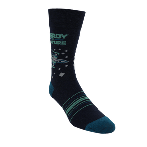 Nerdy by Nature Socks by Funatic - The Sock Spot
