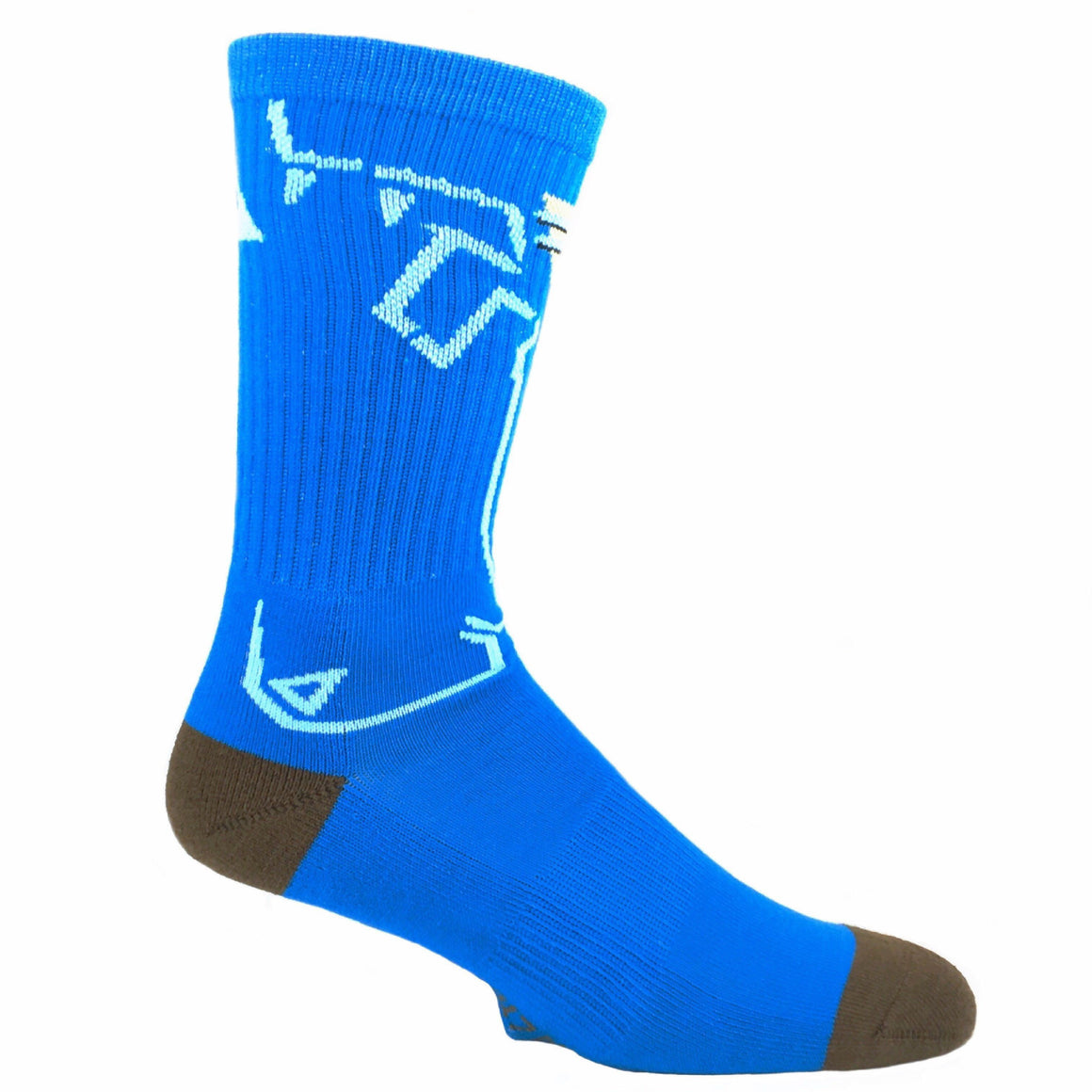 Socks - Nintendo Zelda Breath Of The Wild Socks