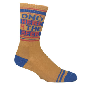 Socks - Only Here 4 The Beer Athletic Socks