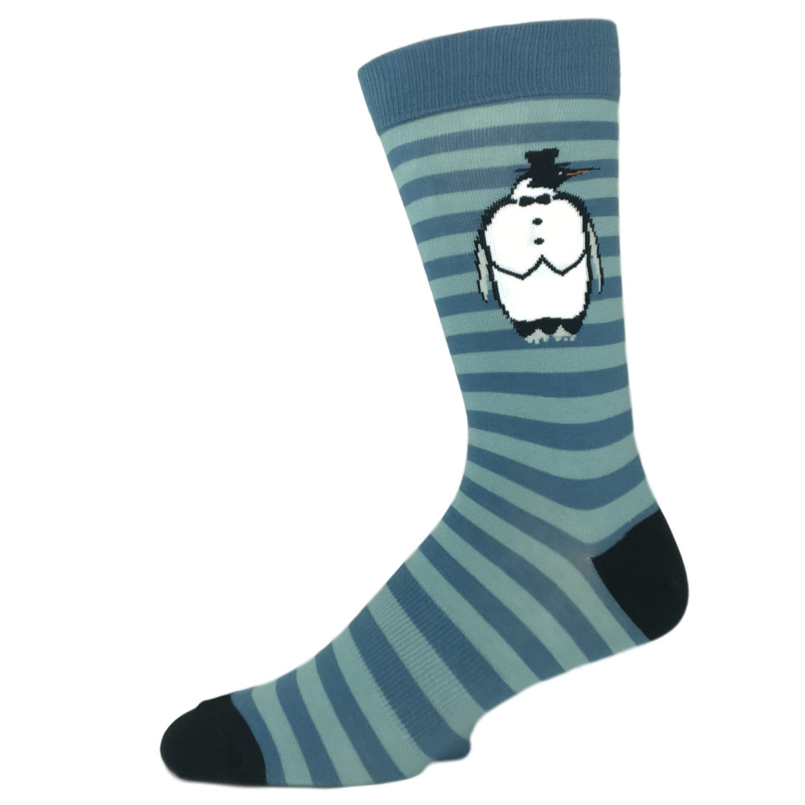 Socks - Penguin Stripe Socks