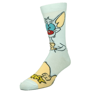 Pinky and The Brain, Pinky 360 Socks - The Sock Spot
